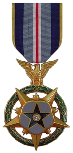 Picture of the Space Medal of Honor